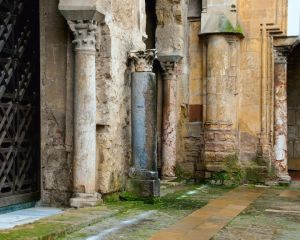 Cordoba Columns, Cordoba, Spain