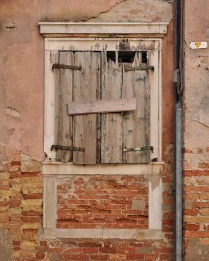 Venice Window, Venice, Italy
