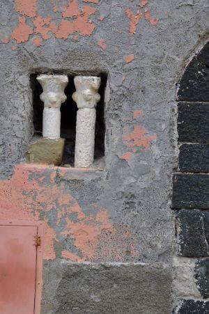 Crusty Columns, Vernazza, Cinque Terre, Italy